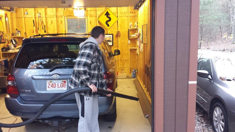 Prepare Your Garage For Winter A Simple Checklist To