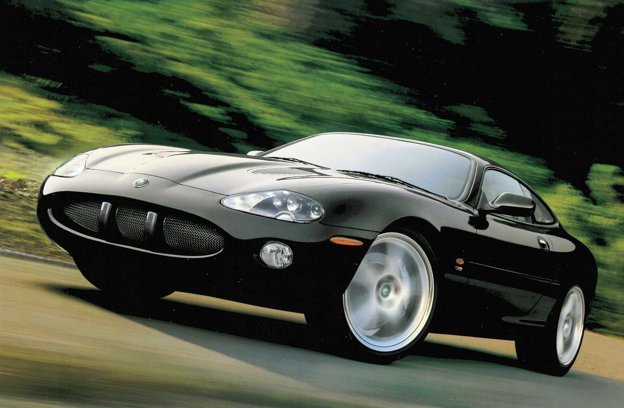 breaking news jaguar xk8 has mechanical issues bestride. Black Bedroom Furniture Sets. Home Design Ideas