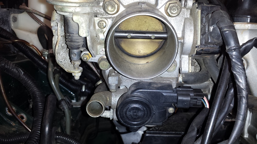 Where Is My Throttle Body and Why Does It Need Cleaning