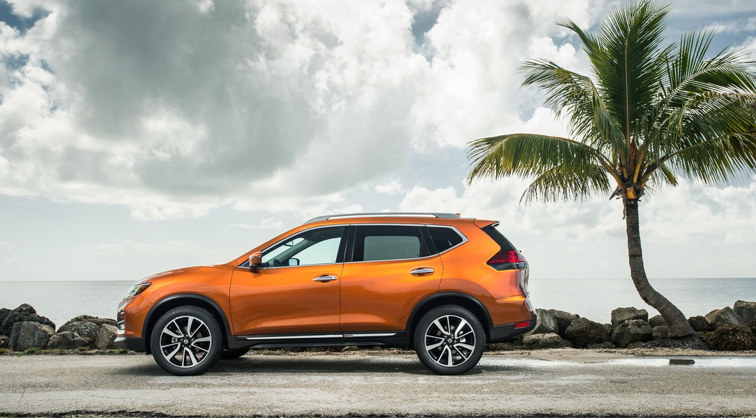 REVIEW: 2018 Nissan Rogue SL AWD - Important Mid-Cycle Changes To