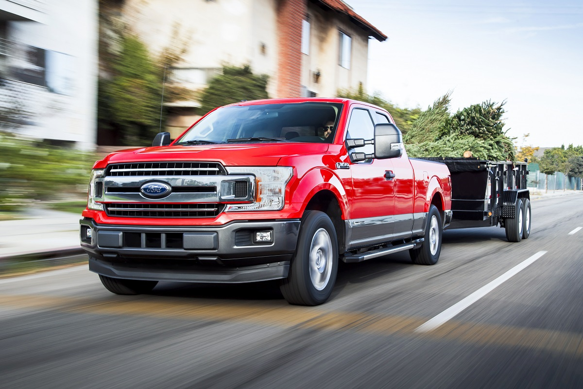 Image Result For Ford F Limited Towing Capability