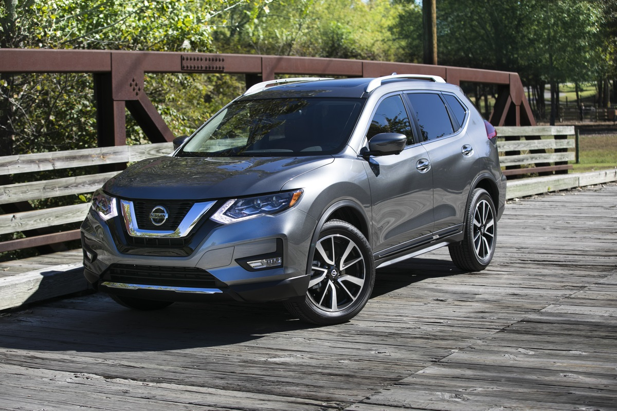 2018 Nissan Rogue Sport >> 2018 Nissan Rogue: What's New with Nissan's Bestseller? | BestRide