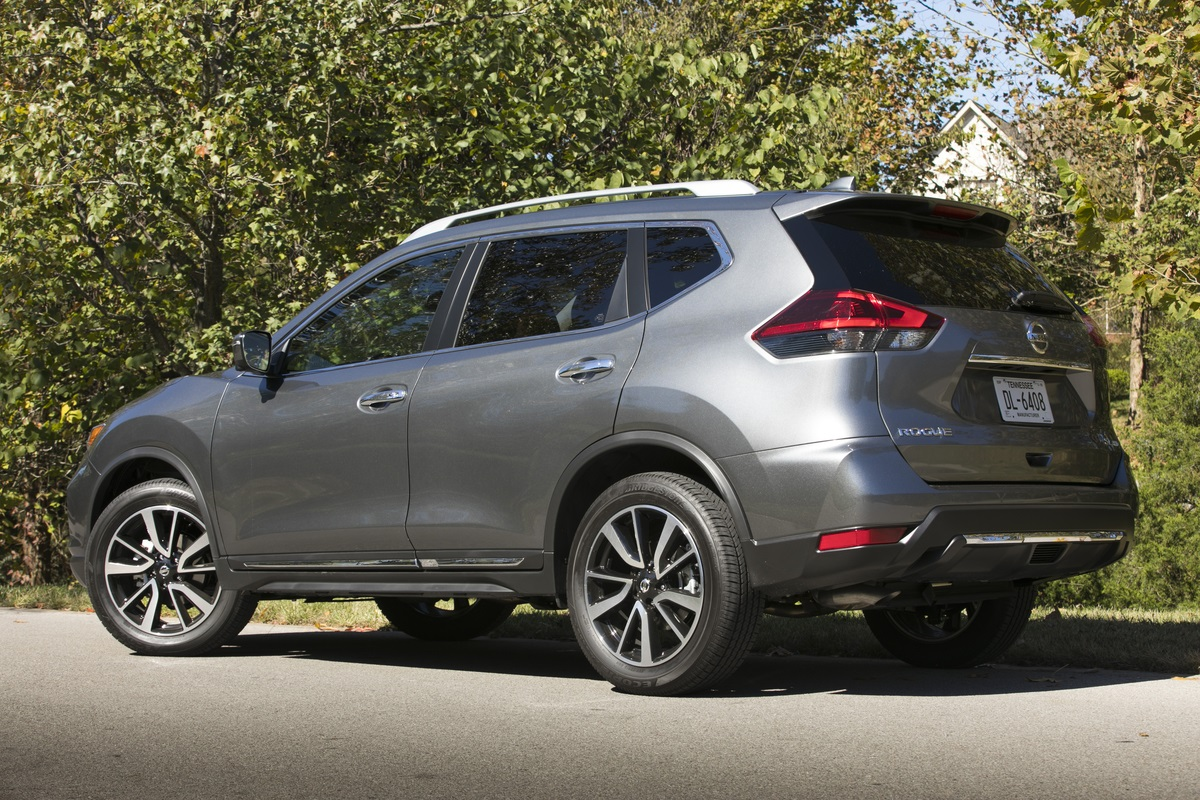 2018 Nissan Rogue: What's New with Nissan's Bestseller ...