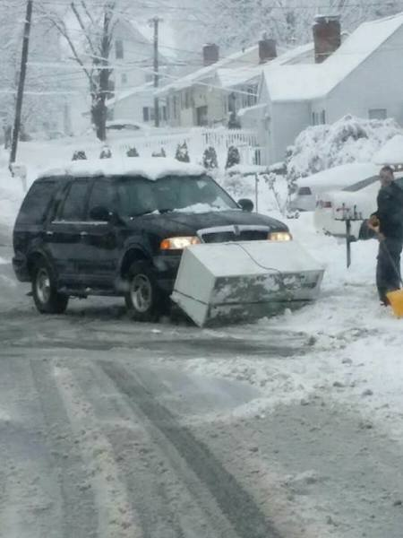 No Plow? No Problem! We've Got You Covered With These DIY