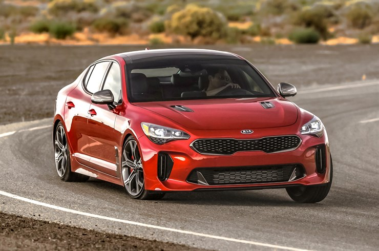 review 2018 kia stinger gt2 awd v6 a much needed wake up call bestride. Black Bedroom Furniture Sets. Home Design Ideas