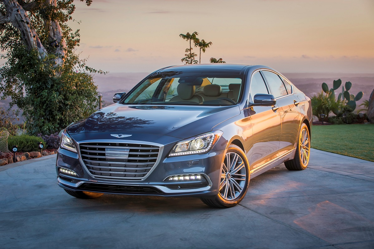 Hyundai Is A Familiar Brand But Genesis Still Largely Unknown Once Upon Time There Was Car Called The That Long Gone