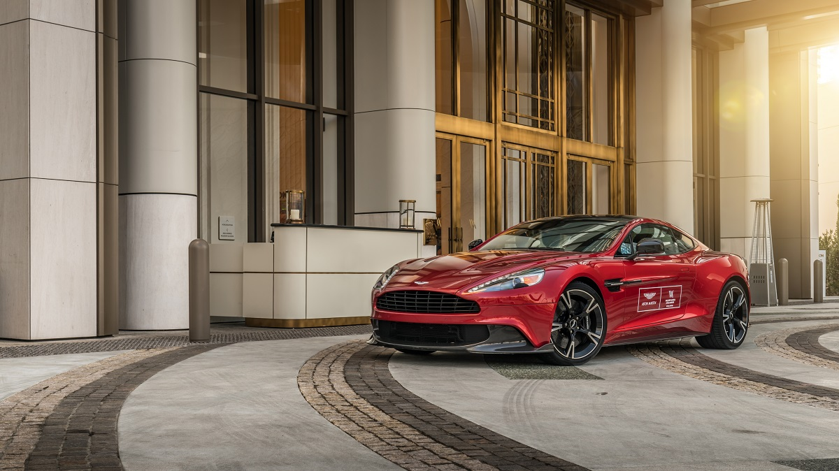 Aston Martin Makes Incredible Cars Theyre Not The Kinds Of Cars Most Of Us Get To See Much Less Drive Even In Ritzy Beverly Hills Theyre Not