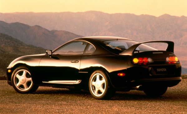 The Celica Supra Began Its Evolution Arc From Affordable Sports Coupe To  Supercar.
