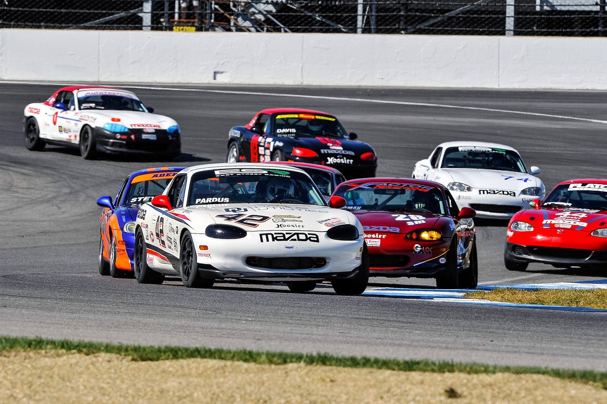The Mazda MX 5 Miata Has Long Proven Its Mettle As A Track Day Star And  Racing Competitor. If Youu0027ve Been Hoping To Someday Park One In Your  Driveway, ...