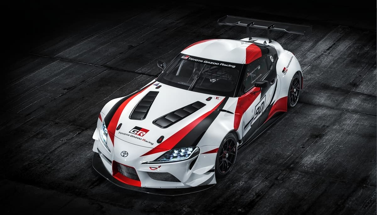 Toyota Revives Supra Name For New Sports Car Concept - Will It ...