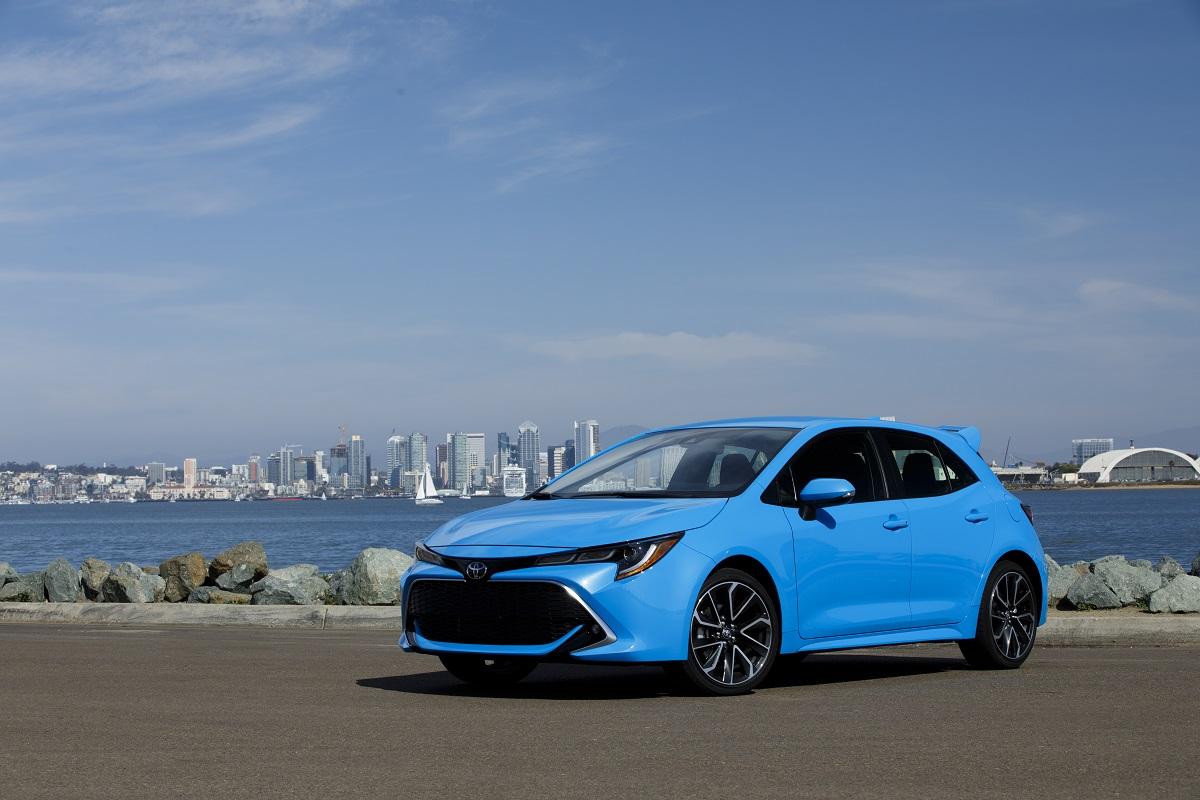 First Drive: 2019 Toyota Corolla Hatchback is Plenty of ...