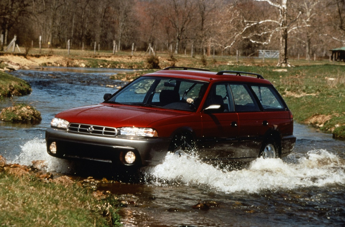 Subaru S Outback Hits 2 Million Milestone A Look Back At The