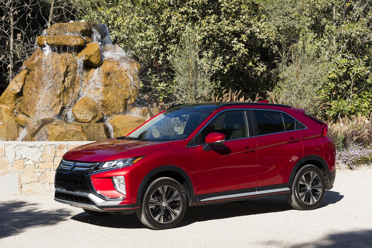 REVIEW: 2018 Mitsubishi Eclipse Cross U2013 Finding Its Own Place