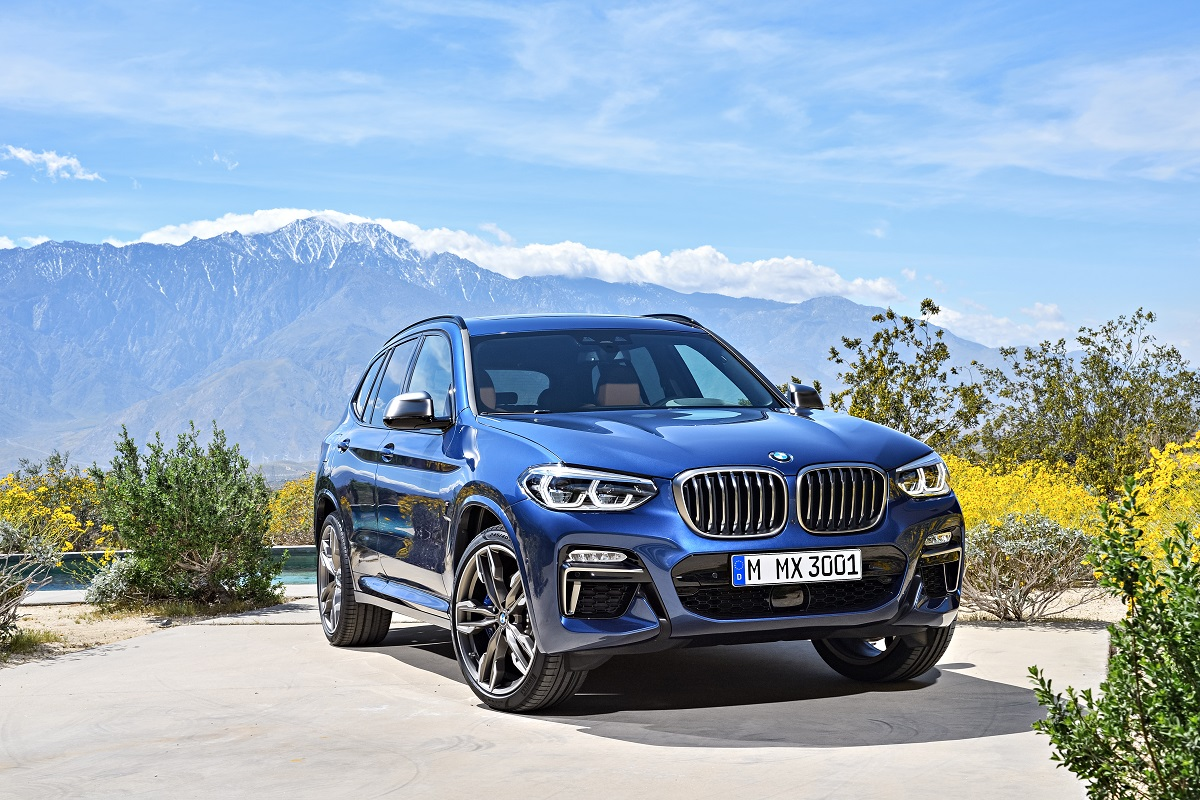 Review 2018 Bmw X3 M40i Special On So Many Levels