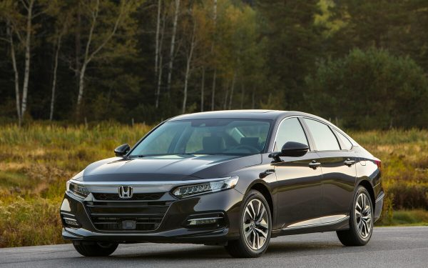 2018 Honda Accord Hybrid Is All New And Much Improved