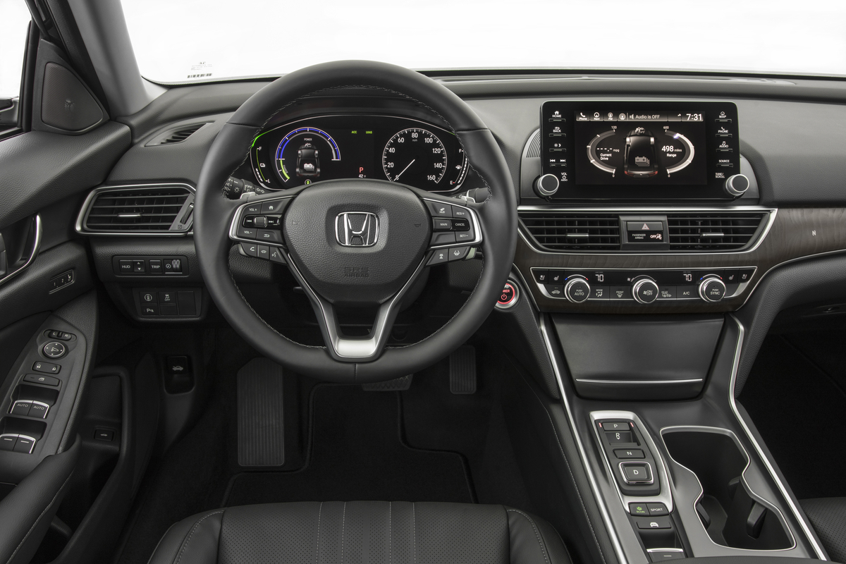 2018 Honda Accord Hybrid is All-New and Much Improved | BestRide