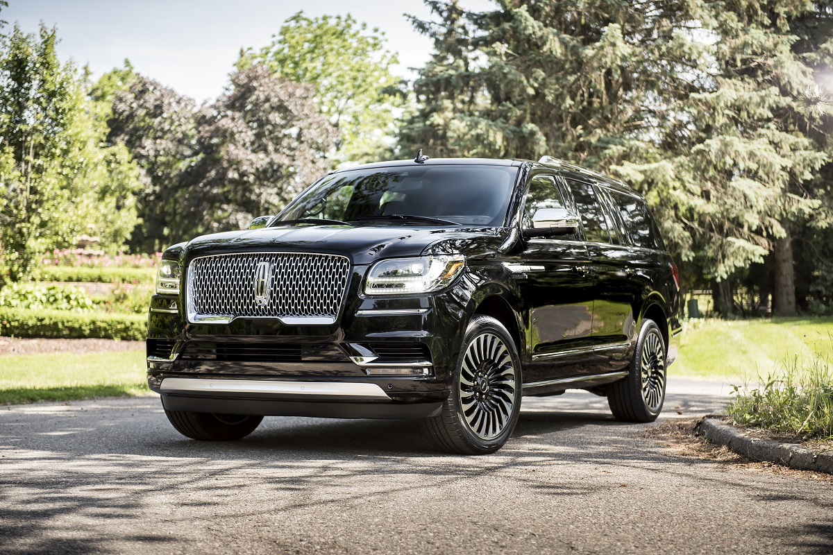 2018 Lincoln Navigator Experience The
