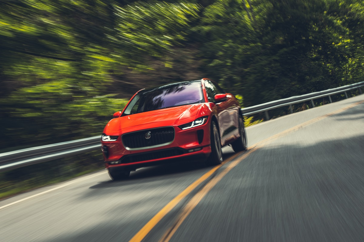 2019 Jaguar I Pace First Drive Review The Luxury Crossover Goes