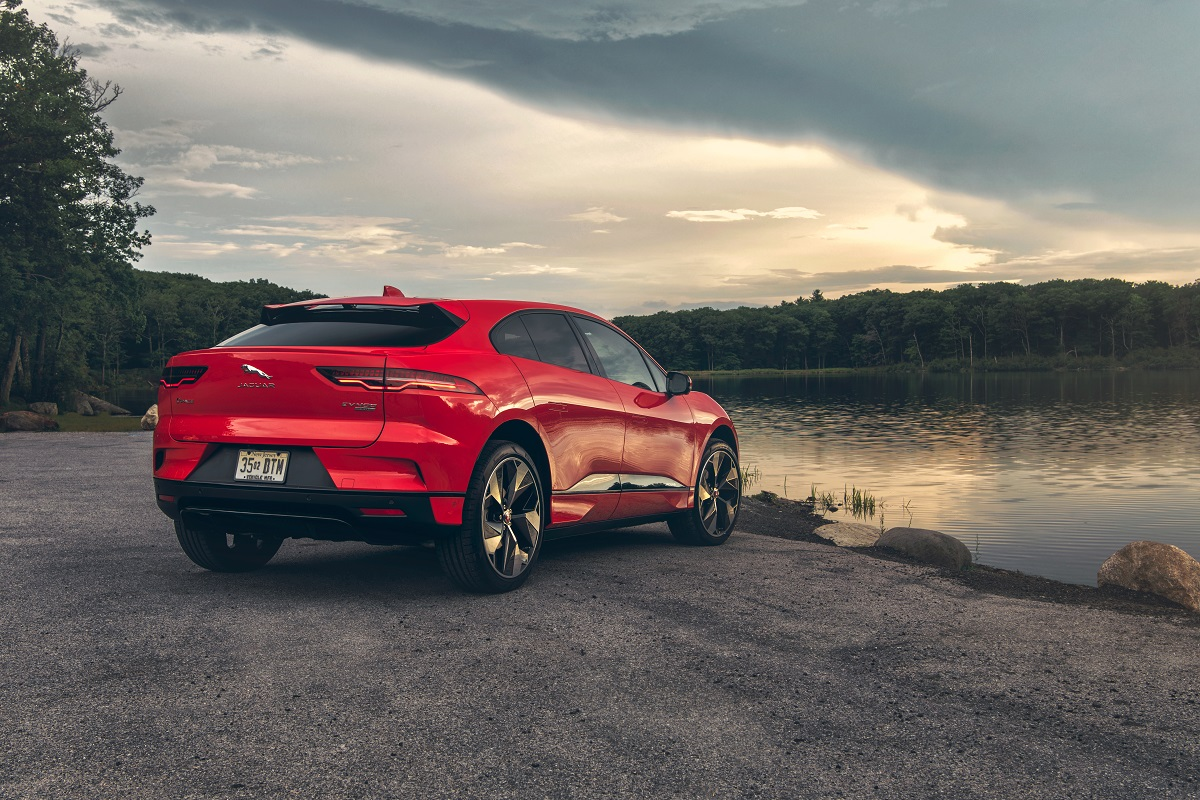 2019 Jaguar I-Pace First Drive Review: The Luxury Crossover Goes Electric   BestRide