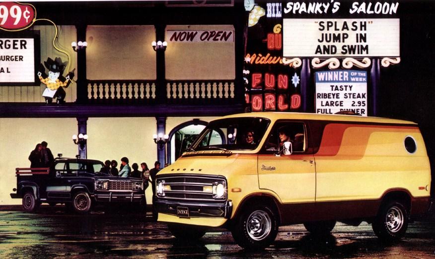 Van Life The Coolest Vans Of The 1970s Bestride
