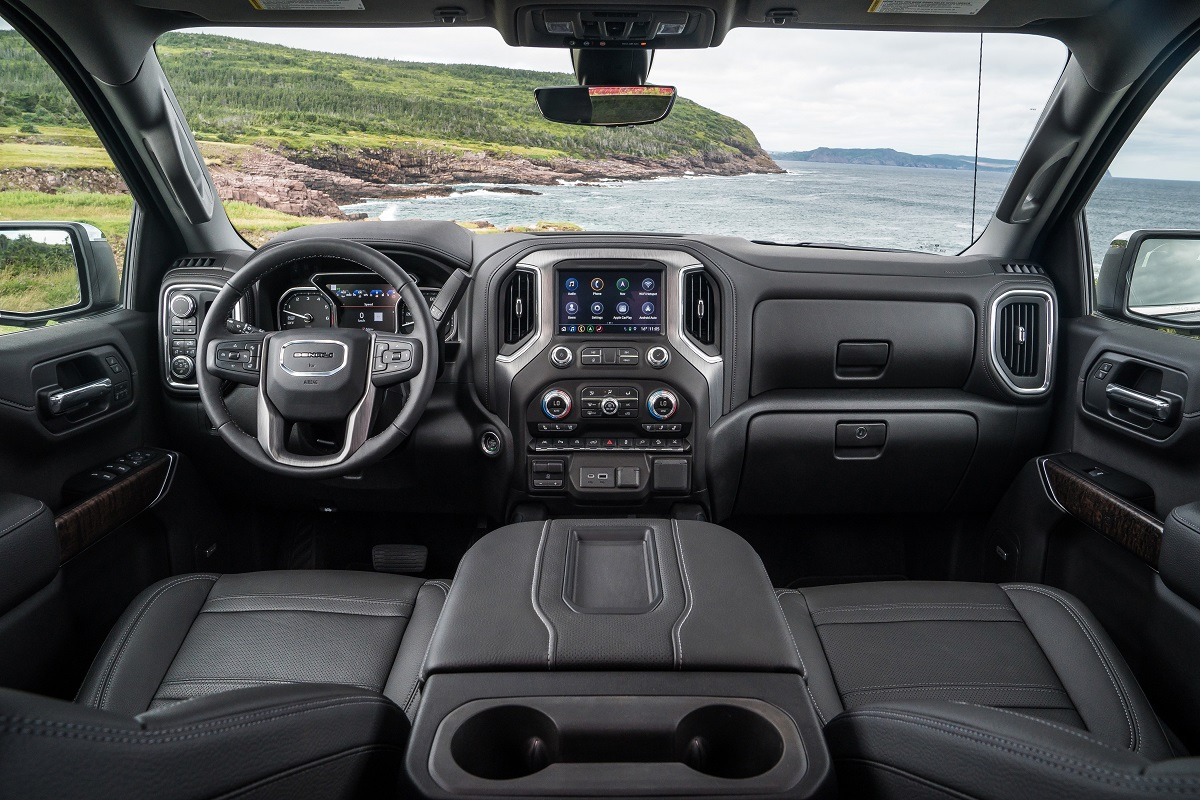 All-New 2019 GMC Sierra Denali - Truck Capability with ...