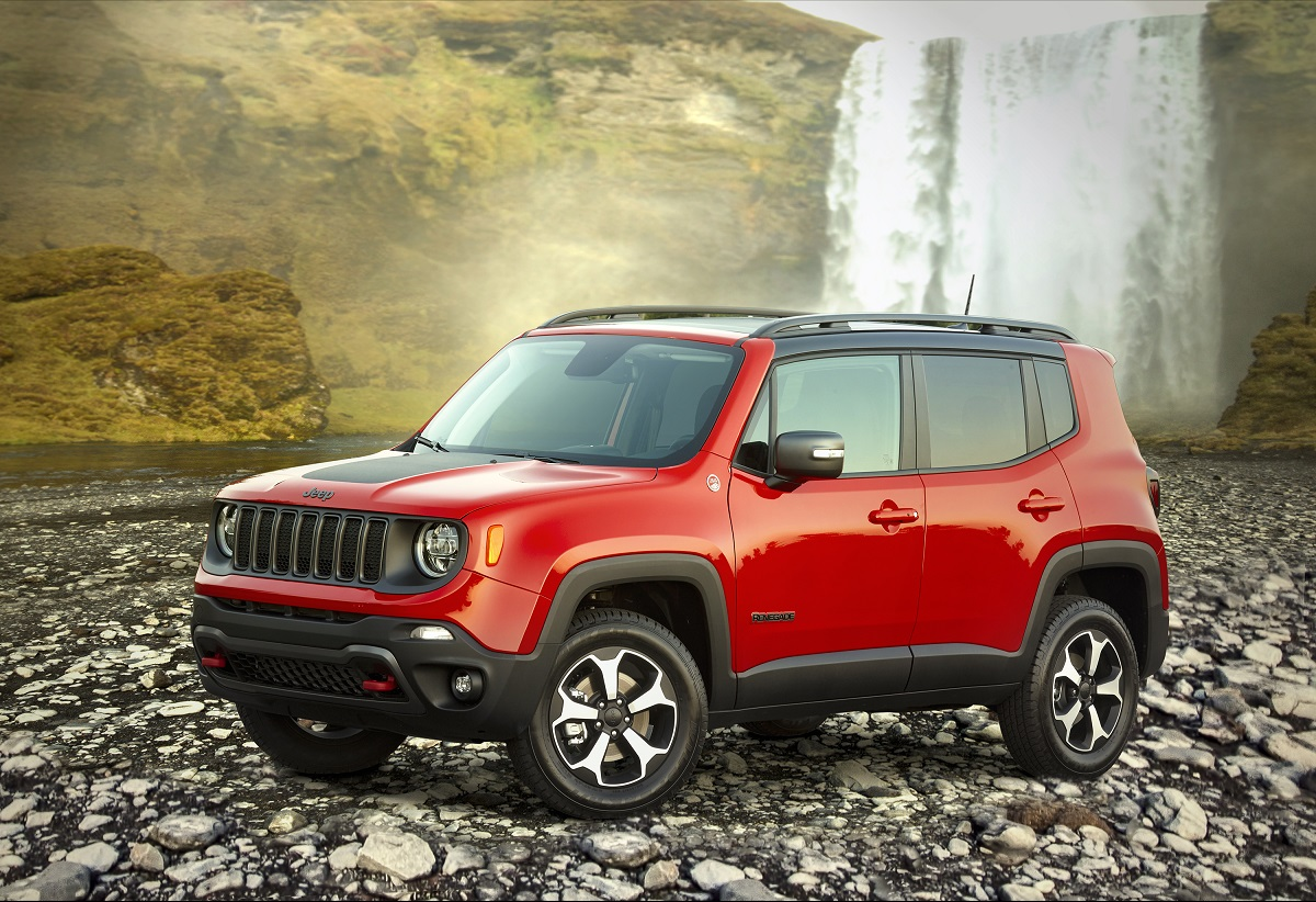 Despite That Reluctance The Company Announced On Monday It Is Getting Ready For Production Of A Plug In Hybrid Version Jeep Renegade