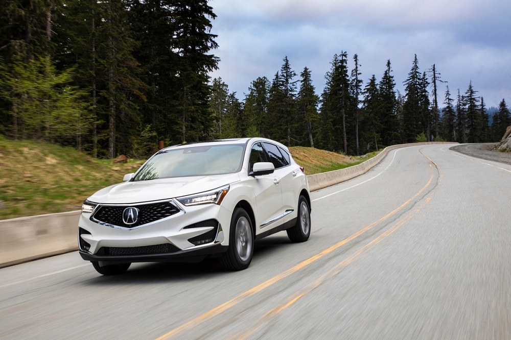 Review 2019 Acura Rdx A Spec Sh Awd A Bold New Direction For A