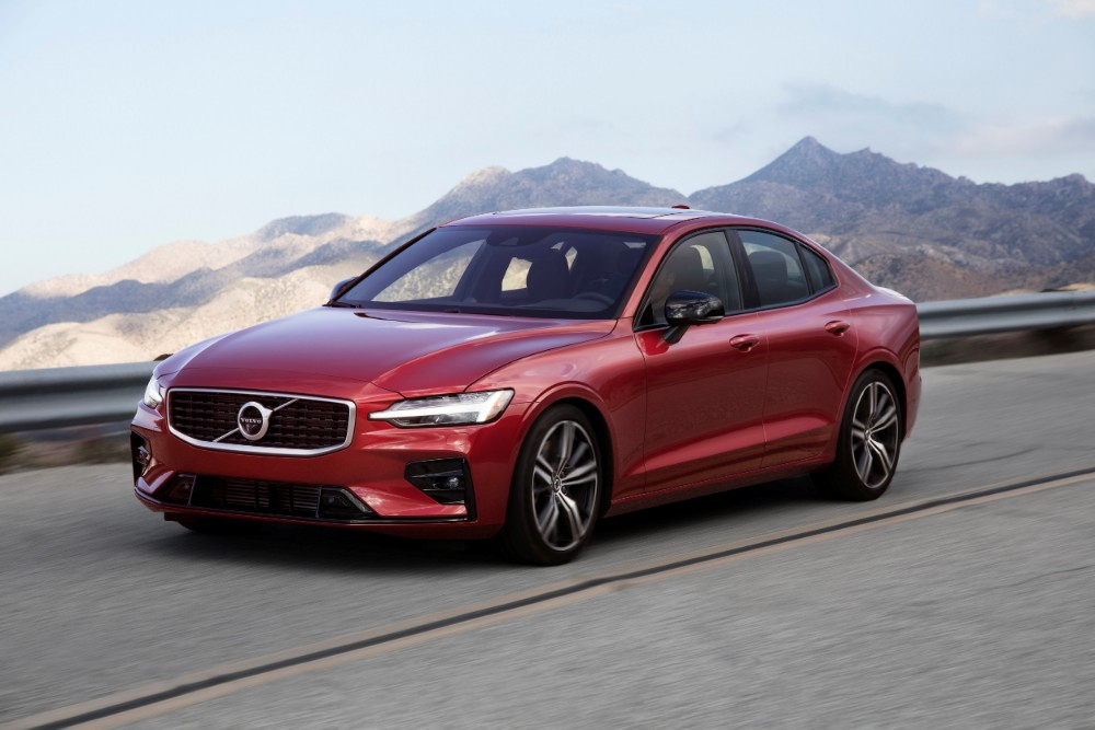Review 2019 Volvo S60 T5 R Design Awd And The Award For Most