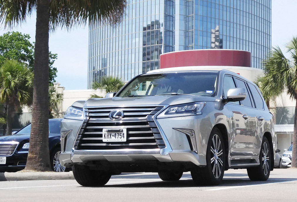 Review 2018 Lexus Lx 570 Authentic Suv Luxury Bestride