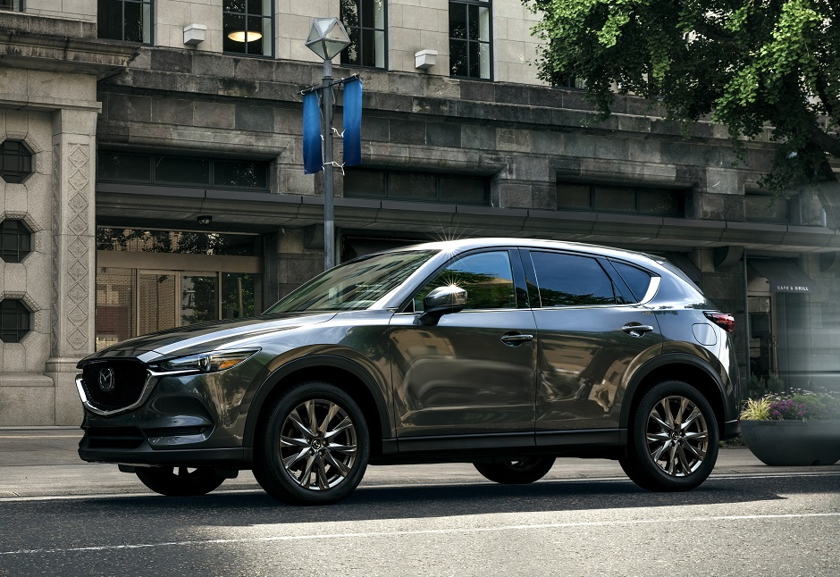2018 / 2019 Mazda CX-5 Grand Touring - Best In Class, But Which