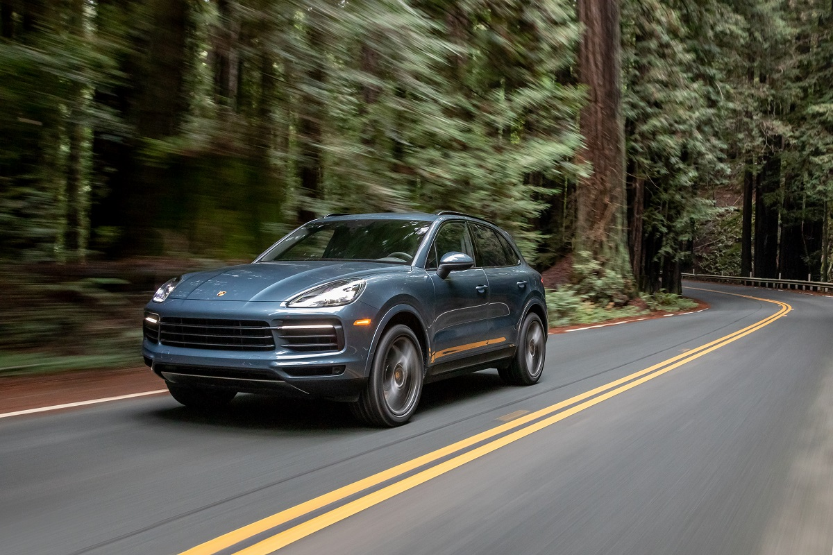 2019 Porsche Cayenne The Performance Suv Continues To Evolve
