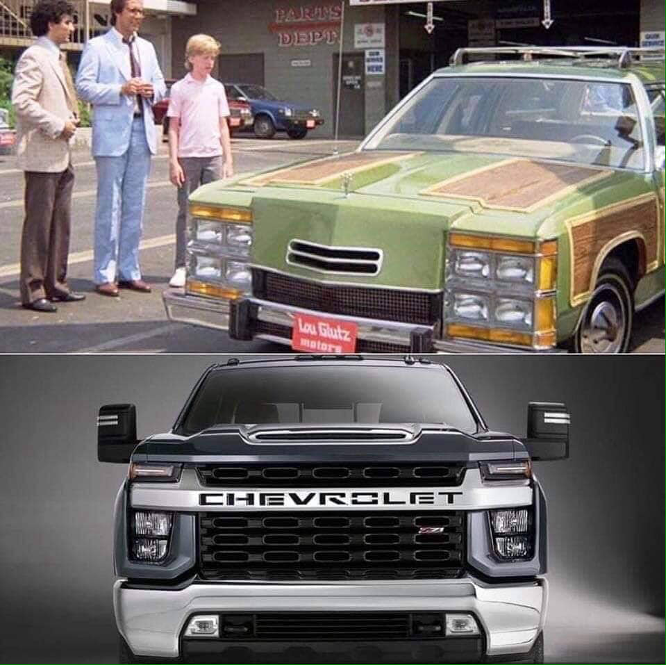 Wow, People Sure Hate the Looks of the 2020 Silverado HD   BestRide
