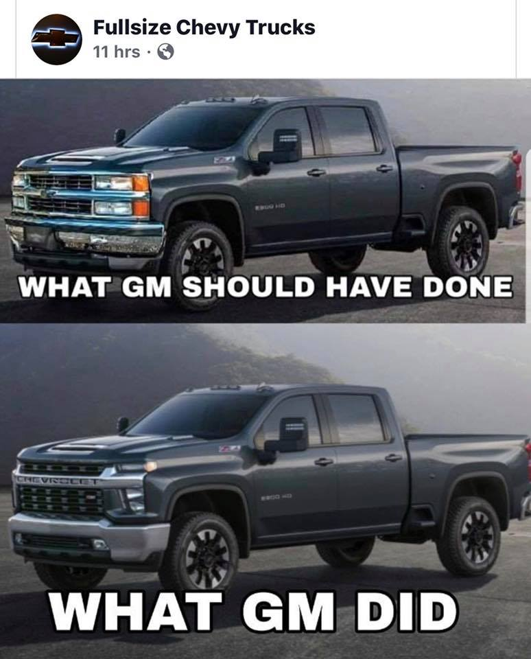 Wow, People Sure Hate the Looks of the 2020 Silverado HD | BestRide