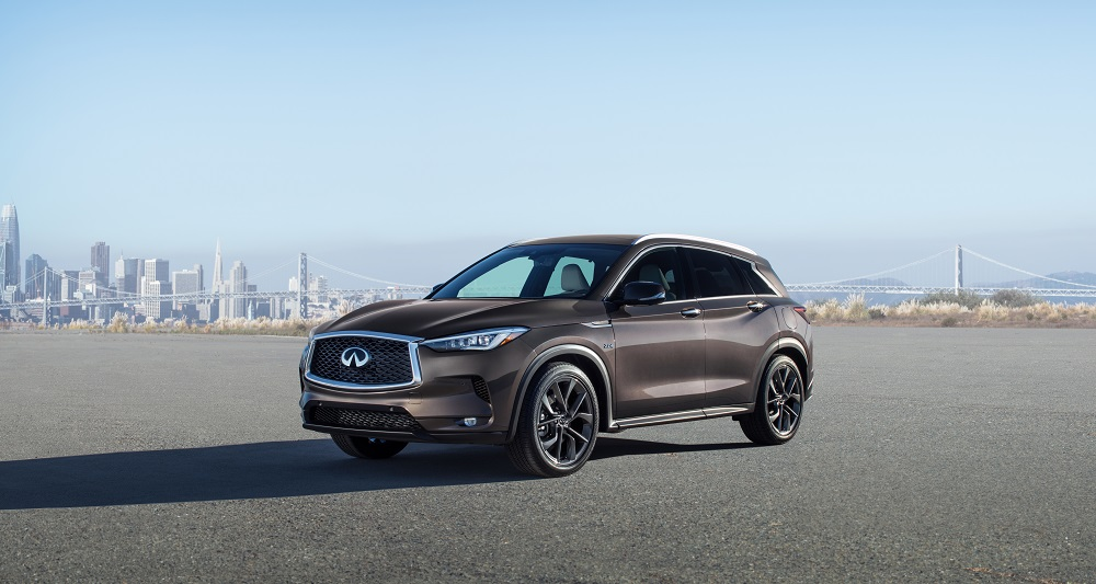 Review 2019 Infiniti Qx50 Luxe Fwd A Great Vehicle With A