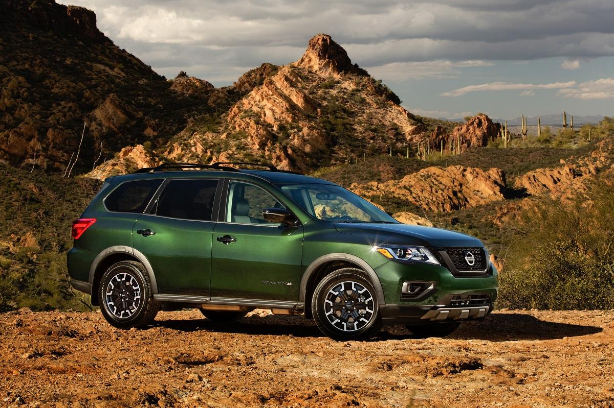 2019 Nissan Pathfinder Rock Creek Edition Revealed Bestride