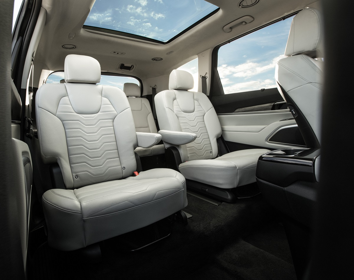 All New 2020 Kia Telluride Offers Room For Eight With