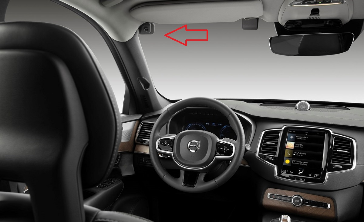 In Car Camera >> Volvo Will Be The First Manufacturer To Install Driver