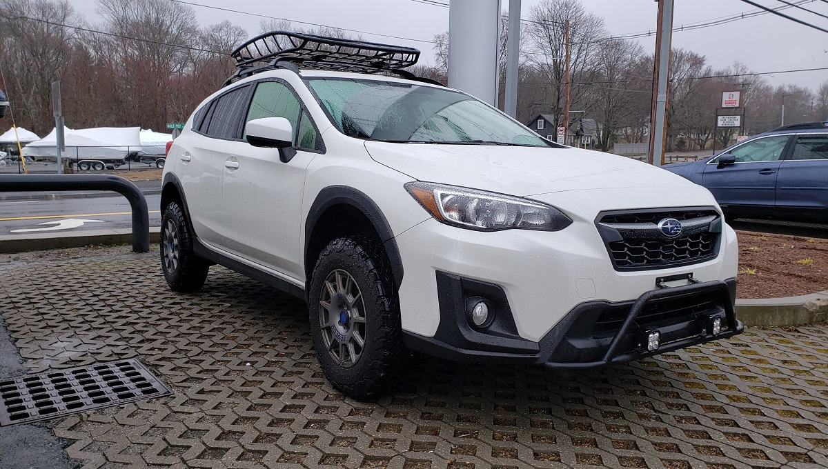 Subaru Dealers Gets Serious About Off Roading Bestride