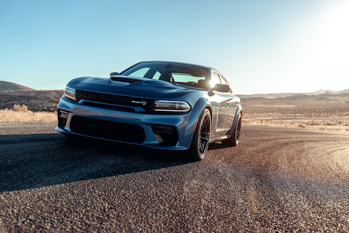 2020 Dodge Charger Srt Hellcat Widebody Revealed Bestride