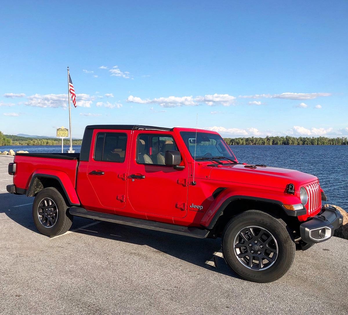 The 2020 Jeep Gladiator Is Road Trip Worthy Bestride