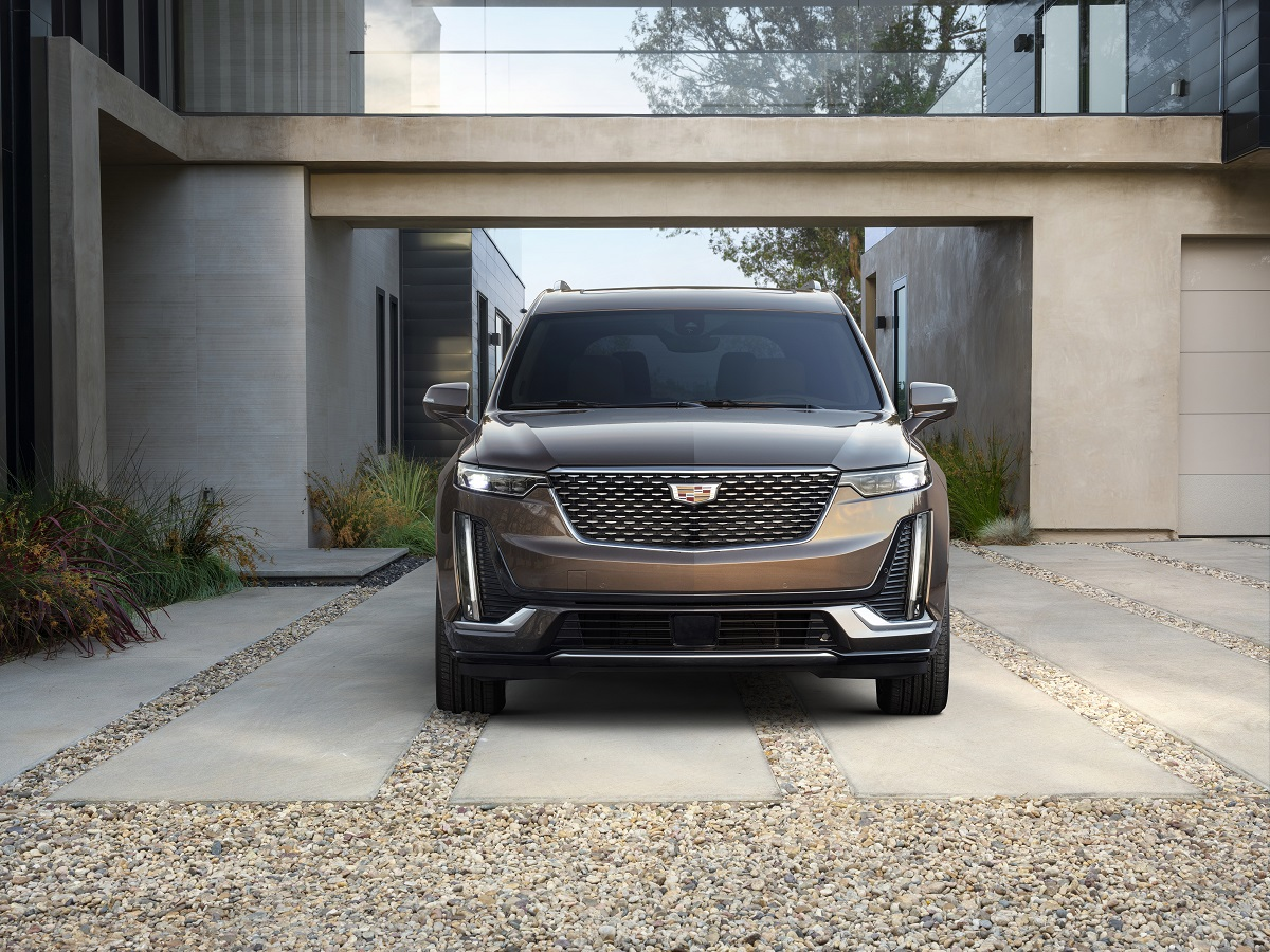 The All New 2020 Cadillac Xt6 Offers Luxury And Style For 7