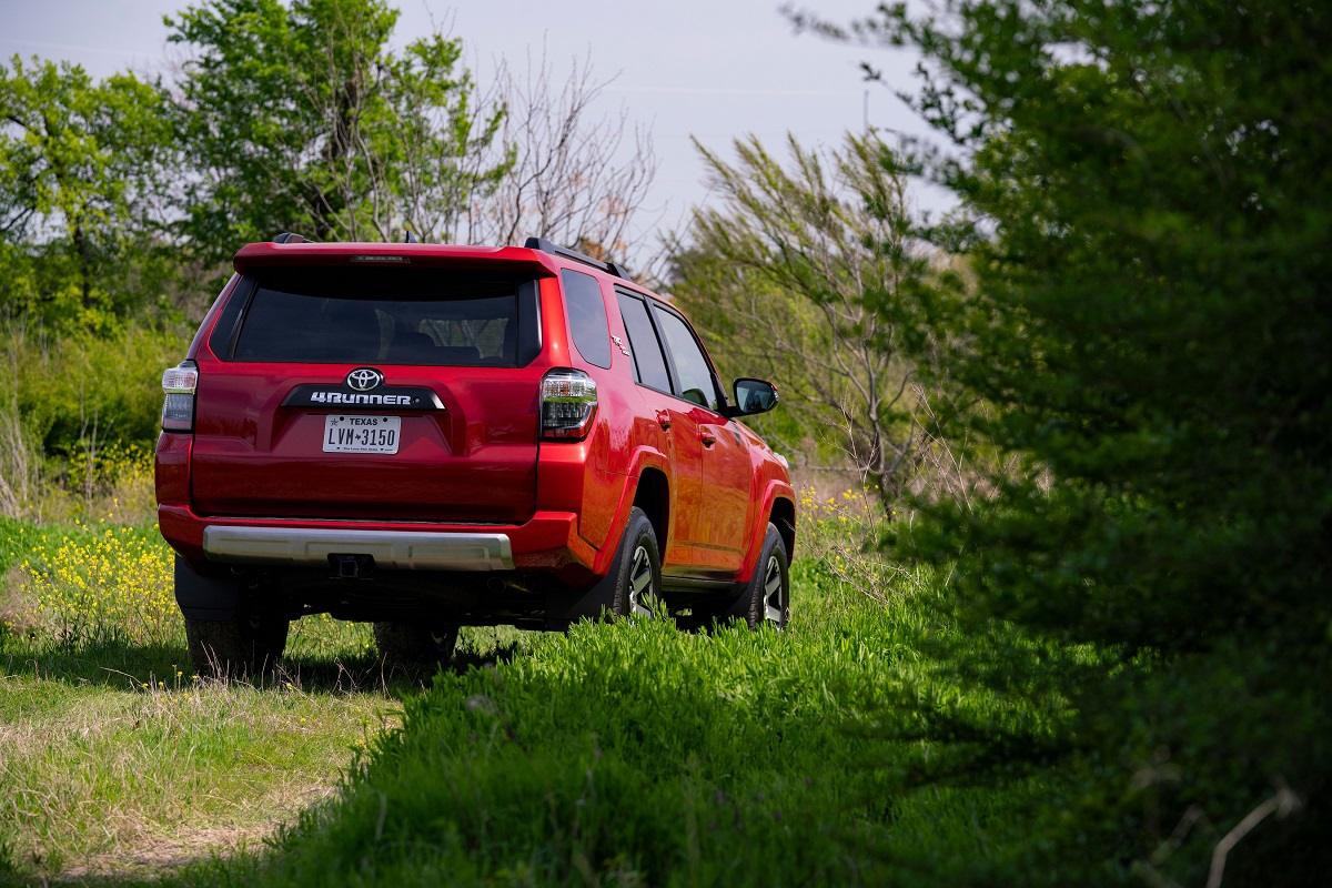 2019 Toyota 4Runner - Real Capability with a Roomy Interior