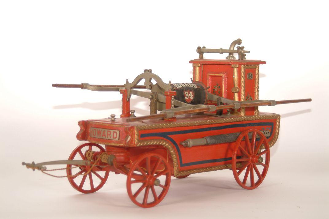 Five Fantastic Firetruck Factoids Bestride