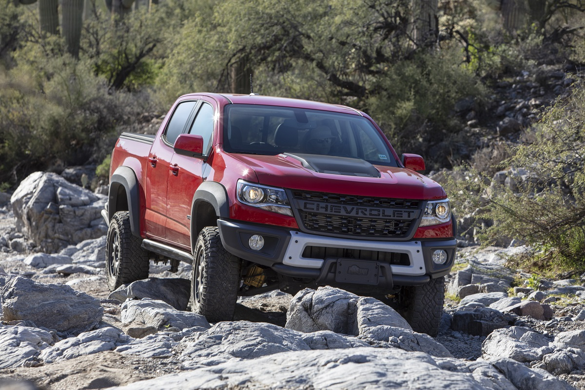 Playing in the Mud with Midsize Trucks | BestRide