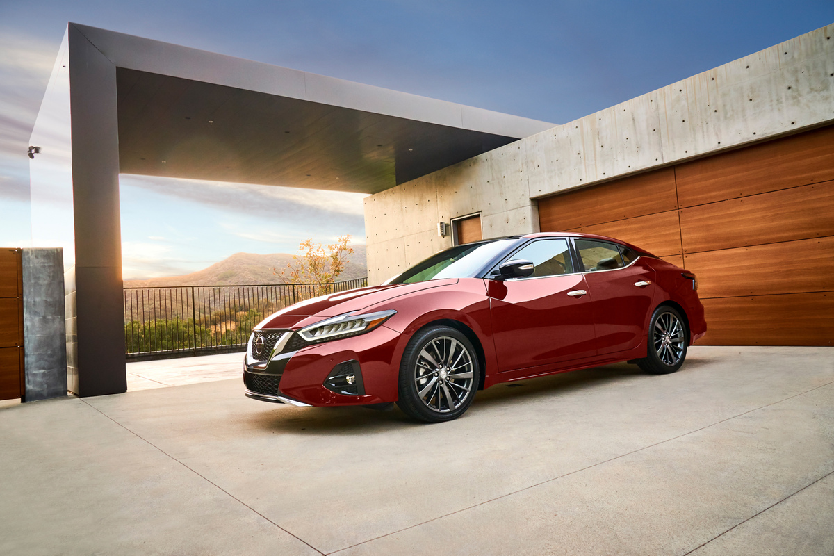 2020 Nissan Maxima Sl Offers What Many Sedan Buyers Want A