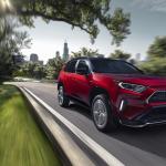2021 Toyota RAV4 Prime Plug-in Hybrid EV Resets the Performance Bar In America's Largest Family Segment