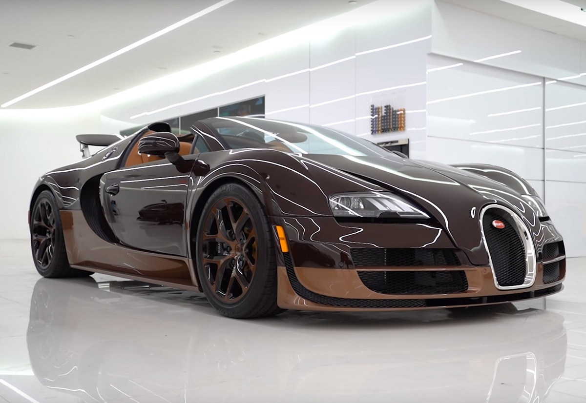 How Much Does it Cost to Maintain a Bugatti Veyron? | BestRide