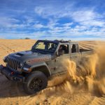 Jeep Unveils New Desert Rated Gladiator Mojave