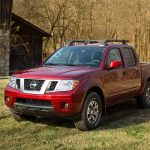 2020 Nissan Frontier Shows Off New Engine