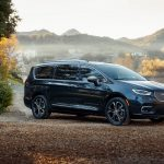 2021 Chrysler Pacifica Adds All-Wheel Drive and New Pinnacle Trim